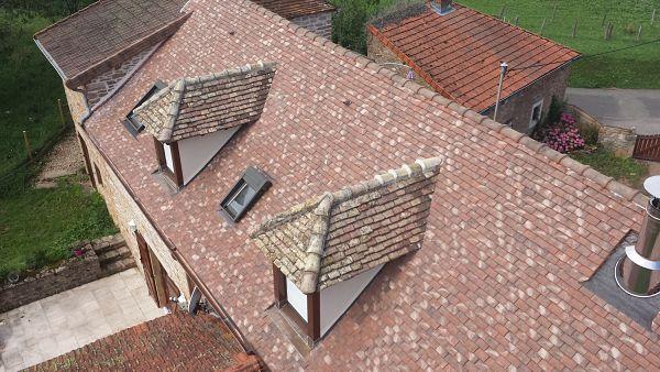 Couverture r fection toiture sennecey le grand eurl beraud 71240 buxy - Tuile restauration brumaire ...